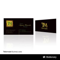 Tailormade Businesscards by M-Abdelhadi