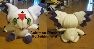 Calumon Plushie by SethImmortal