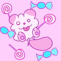 Swirlix Candy Time (Nose Version) by Protodramon