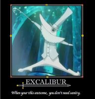 Excalibur by Lythera