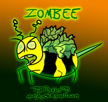 Zombee by munjey86