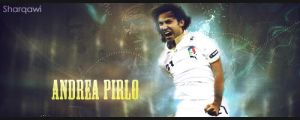 Andrea Pirlo by Sharqawi