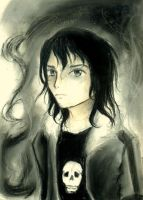 Nico Di Angelo by Gwendolyn12