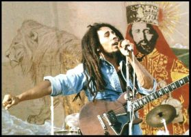 Bob Groso Marley tres by Guille14