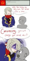 Question 60: A Little Convincing~ by Ask-Soviet-Russia