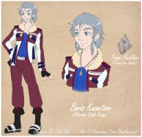 Boris Alternate Outfit - Concept by Priss-BloodEmpress