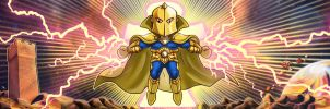 Doctor Fate - Doctor Fate (vol. 1) by Wonderwig