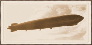 AIRSHIPS graf zeppelin composite by warrenzoel by PanzerBob