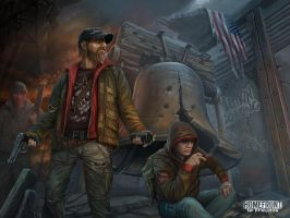 homefront: the revolution by baklaher