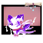 [CLOSED] violet diamond Sloxou Auction by Miru-Adoptables