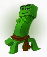 Lewis the Creeper by Fly-Free12