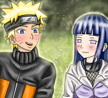 NaruHina: Young Love by doll-fin-chick