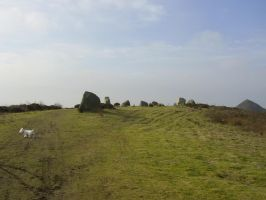 Stone Circle. by cornishmouse