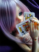 Card Game II by AidaOtaku