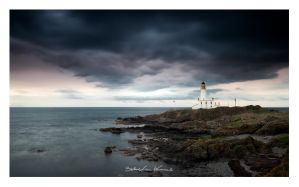 Turnberry Lighthouse by SebastianKraus