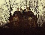 House On The Hill by nowhere-usa