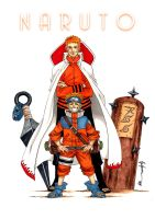 Naruto 700th by o0DIABLO0o