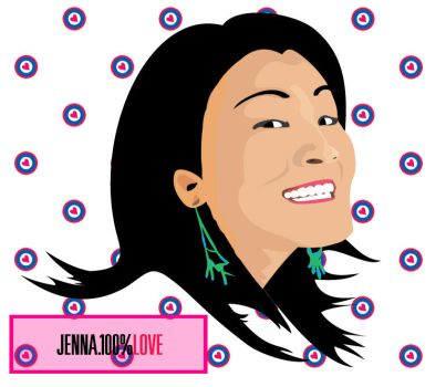 JENNA UPDATED by crookedview
