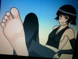 anime foot by firestar335