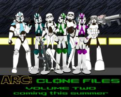 Arc: Clone Files Volume II by rich591