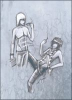 Grunge Look :MxM: by andrahilde