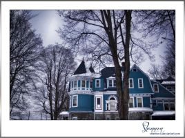 Victorian house  by Shannon-K