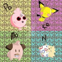 BABY POKEMON by Yeleena