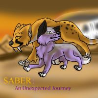 Saber: An Unexpected Journey by GeekWayne