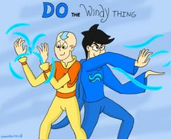 Do the Windy Thing by Stevethepencil
