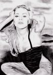 Brittany Murphy by Jazdeco