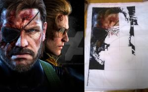 MGSV: Ground Zeroes Project Update 03 by Snake-Fangirl