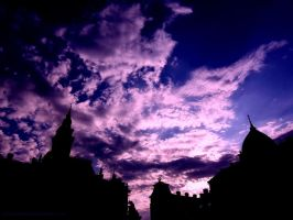 Purple Sky by Drazen1804
