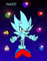 NAZO by Wakeangel2001