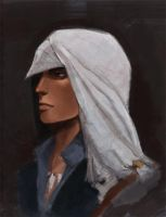 Portrait of an Assassin by KusanagiHazumi