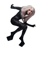 Lady gaga Png by javithoxs123