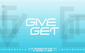 ..Give and Get.. by SaliM89