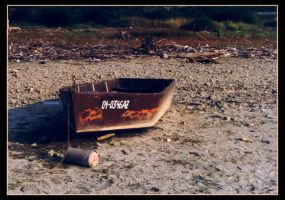 The Boat - The memories part2 by fiamen