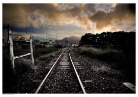 The Tracks by filter1876