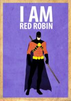 Red Robin by Procastinating