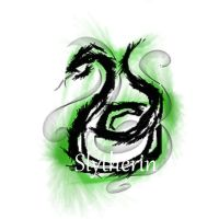 Slytherin by shadowlotr
