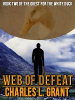 Web of Defeat cover by GothamGuardian