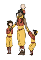 Avatar: The Legend of Korra by idlin3s