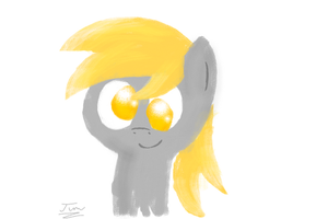 Derpy Hooves - PaintJoy by Tim244