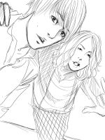 Toru and Tomoya by satoo-yuki
