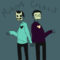 Double the credits  by Sollerbear