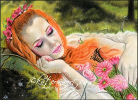 Spring Dream by Katerina-Art