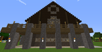 FTB Infinity - Survival House - Side One by organizationXIIIfan1