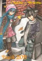 GC - Autumn and Winter by Miimiya