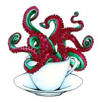 Octocup by Hummingbird26
