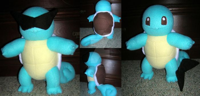 Squirtle Squad GO by Black-Blaze